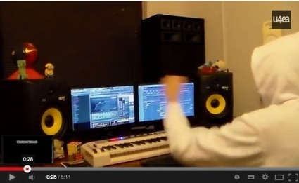 """How to make a Beatport Top 100 """" House"""" track in five minutes ... 