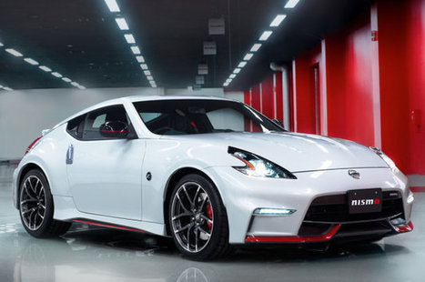 Nissan reveals updated 2015 370Z Nismo among the faithful | Innovative Marketing and Crowdfunding | Scoop.it