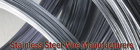 Stainless Steel Wires - for your creative thinking | B2b world blog | Chemicals, pharmaceuticals, plastics in India | Scoop.it