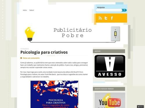 Psicologia para criativos | – Publicitário Pobre