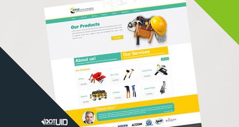 تصميم مواقع لـ بيت الادوات | دوت يو اي دي – شركات تصميم مواقع الكترونية | أعمالنا و خدماتنا | Scoop.it