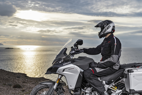A Round-the-World Motorcycle Trip to celebrate the 90th anniversary of Ducati | Motorcycle Industry News | Scoop.it