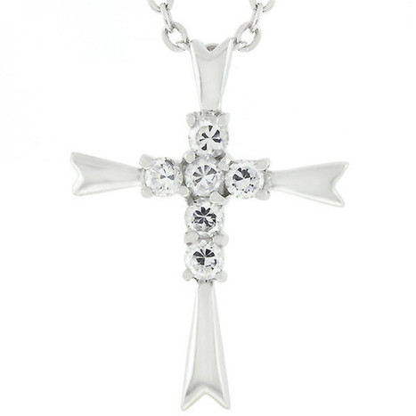Coupled Cross Pendant | Affordable Jewelry | Scoop.it