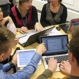 Verkko-opetus lähiopetuksen tukena   Kiihdytyskaista   Englannin opettajan työkalupakki   Scoop.it