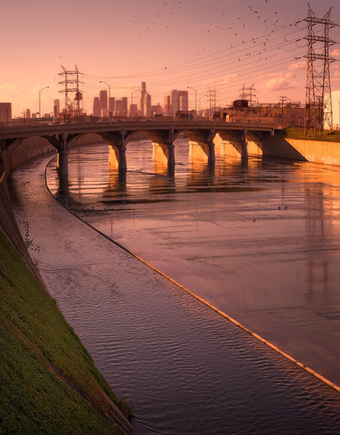 Los Angeles River | Recalibration Photography | Scoop.it