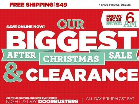 Jcpenney After Christmas Sale and Clearance | Fashion forever | Scoop.it