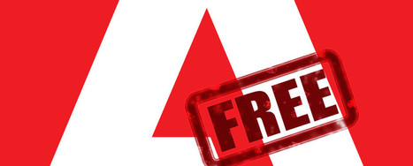 5 Awesome Adobe Apps That Are Completely Free | Edtech PK-12 | Scoop.it