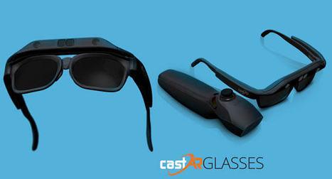 The CastAR Glasses: Magical 3D digital world experience | Stock News Desk | Scoop.it