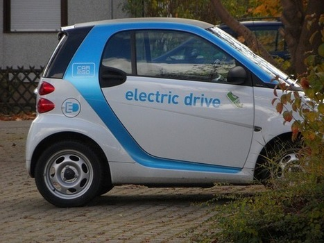 Le projet Telewatt permettra de charger sa voiture électrique sur un lampadaire   Sustain Our Earth   Scoop.it