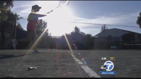 Sport injuries in children on the rise - KABC-TV | OHS in Sports Psychology | Scoop.it