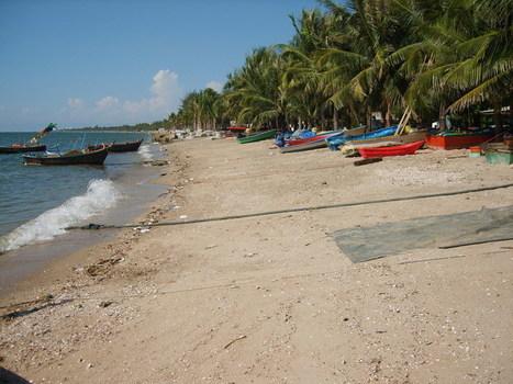 Bang Saen (หาดบางแสน) la plage près de Bangkok | Voyage Thaïlande-Voyage au pays des merveilles | Scoop.it