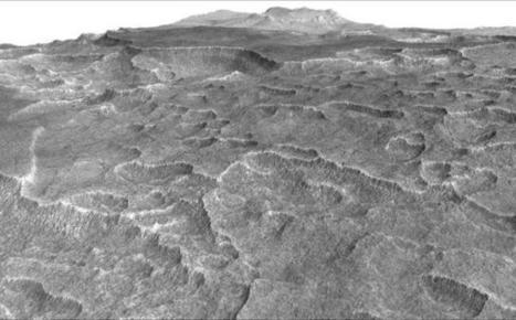A huge deposit of water found in Utopia Planitia on Mars | Astronomy | Scoop.it