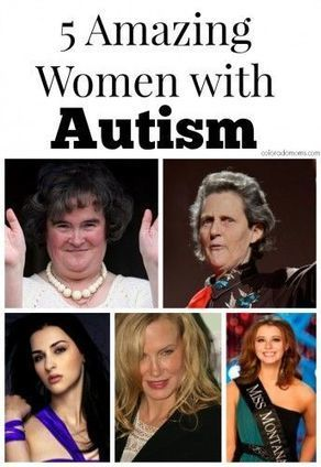 5 Remarkable Women with Autism | 21st Century Inclusive Education | Scoop.it