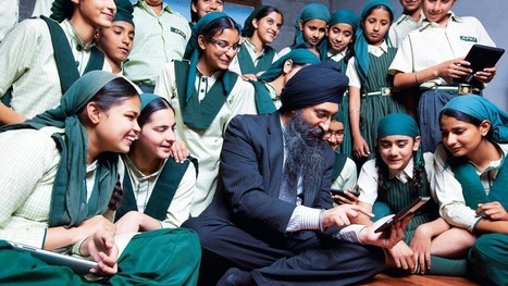 The $35 Tablet That Is Changing The Education Landscape In India - Forbes | Social Learning Trends | Scoop.it