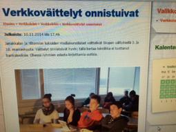 Verkkoväittelyjä ja yhteisopettajuutta Skypellä | Tiedon taitajaksi | Opeskuuppi | Scoop.it