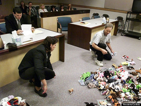 That Time A Divorced Couple Went To Court To Split Their Beanie Babies | Xposed | Scoop.it