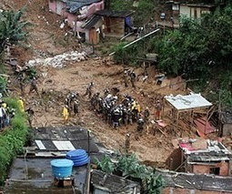 Six die in Brazil landslides: firefighters | Sustain Our Earth | Scoop.it