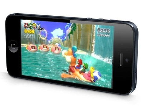 DeNA hopes Nintendo mobile games will generate $25 million per month | Technological Sparks | Scoop.it