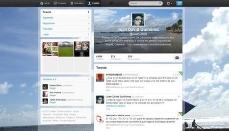 Cómo activar el nuevo perfil de Twitter con su nueva cabecera | @wwwhatsnew | WEBOLUTION! | Scoop.it