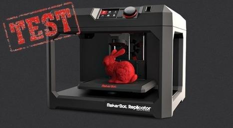 3Dnatives teste la nouvelle Replicator 5ème génération | 3D4Doctor | Scoop.it
