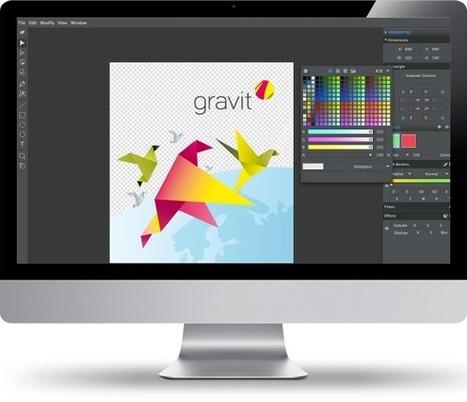 Gravit : un open source de design complet en version Beta 0.0.3.1 | Web et reseaux sociaux | Scoop.it