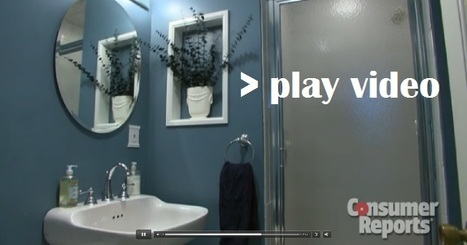 Inexpensive Bathroom Makeovers | via Consumer Reports | All About Bathroom Remodel | Scoop.it