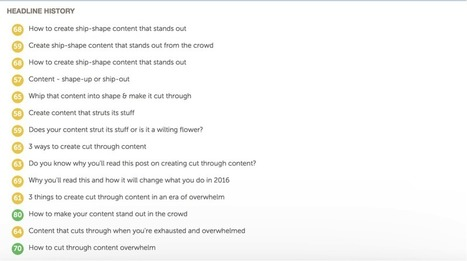 How to make your content stand out from the crowd | Pourquoi's innovation and creativity digest | Scoop.it