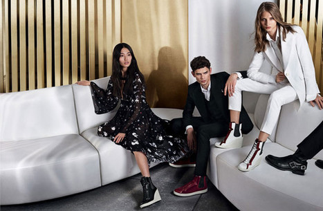 Tod's May Spin Off Hogan Luxury Sneaker Brand | Le Marche & Fashion | Scoop.it