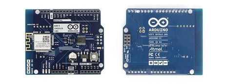 Arduino's Long-Awaited Improved WiFi Shield - Hackaday | Raspberry Pi | Scoop.it