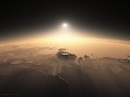 A Mars sunrise is truly a sight to behold (24 Photos)   Science & The News   Scoop.it