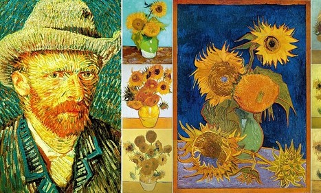 Dazzling us again after 70 years, Van Gogh's long-lost sunflowers | The Creative Commons | Scoop.it