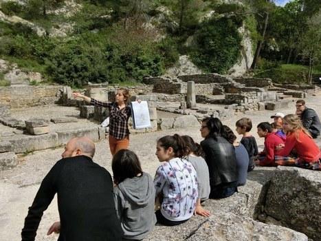 Le site archéologique de Glanum devient un refuge | LVDVS CHIRONIS 3.0 | Scoop.it