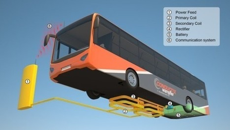 New technology wireless charged electric buses launched in South Korea | Technology in Business Today | Scoop.it