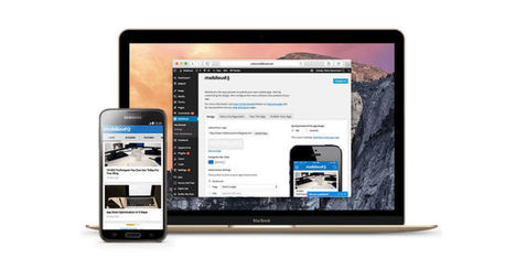 Mobiloud: A Proven Solution To Create An App Out of a WordPress Website | New Web 2.0 tools for education | Scoop.it