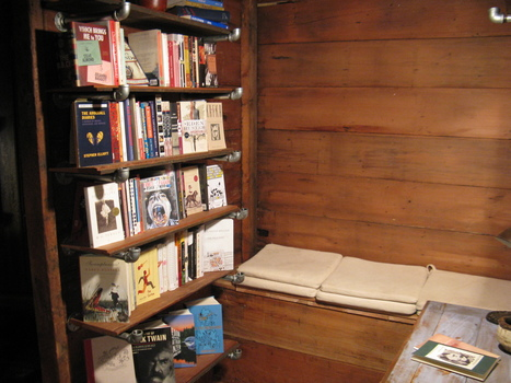 As Big Libraries Suffer, Micro-Libraries Spring to Life - The Bay Citizen | innovative libraries | Scoop.it