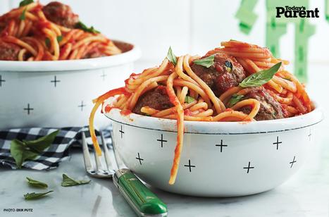16 recipes with hidden veggies - Today's Parent | ♨ Family & Food ♨ | Scoop.it