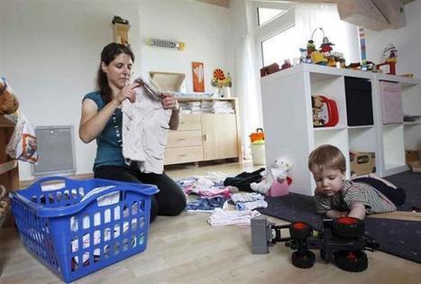 Garde d'enfants : un coût de 187 euros par mois jusqu'à l'âge de 3 ans | L'actualité des métiers et emplois à domicile. | Scoop.it