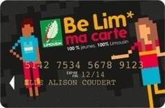 Le Limousin lance une carte prépayée pour verser les subventions aux jeunes de le la région   Aqoba's news   Scoop.it
