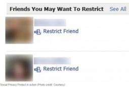 VIE PRIVÉE: La SPP app, l'application Facebook qui protège des pédophiles   Je, tu, il... nous !   Scoop.it