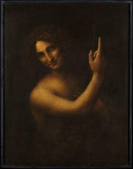Louvre : le «Saint Jean Baptiste» de Léonard de Vinci restauré | Histoire des Arts au collège | Scoop.it