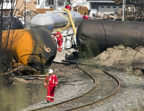 Inspections target fracked U.S. crude shipped by rail | Sustain Our Earth | Scoop.it
