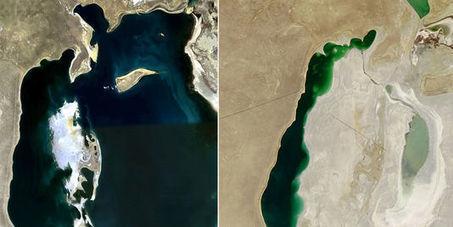 3 milliards de dollars d'aide internationale pour sauver la mer d'Aral | Actualités écologie et développement durable | Scoop.it