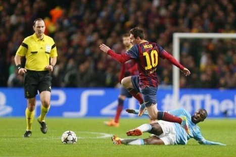 Los datos del Barça-Manchester City - Mundo Deportivo | Motor y Futbol | Scoop.it