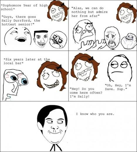 Funny rage comic | Women fashion | Scoop.it