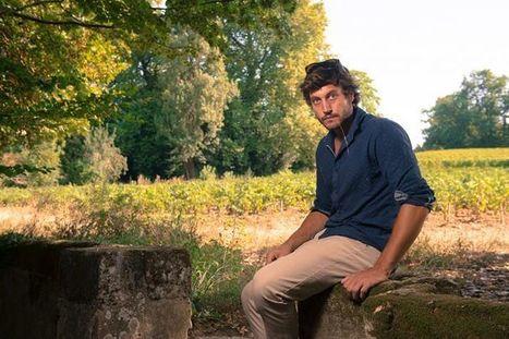 Adrien David Beaulieu et le Château Côutet à Saint-Émilion, bio depuis toujours | My wine, heritage and communication press review | Scoop.it