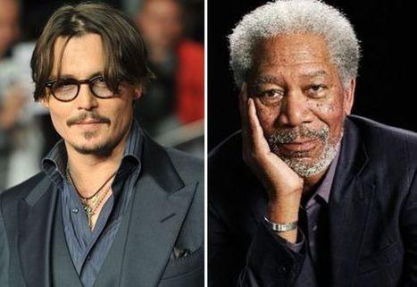Depp e Freeman nel cast di Transcendence! | JIMIPARADISE! | Scoop.it