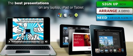 Cross-platform Presentation Software | PresentiaFX | Digital Presentations in Education | Scoop.it
