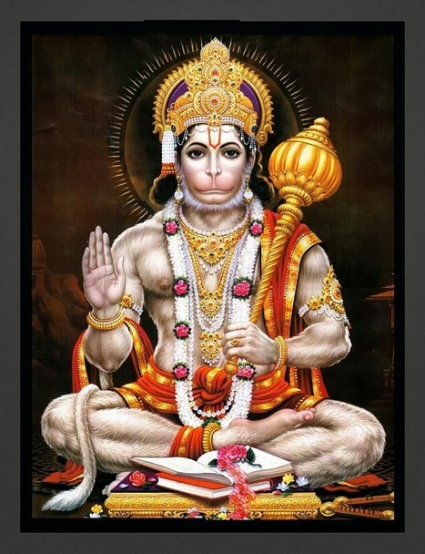 Jai Shri Hanuman (जय श्री हनुमानजी ) ~ Indian Temple ~ INDIAN TEMPLE JMD   Indian Temple Yatra   Scoop.it