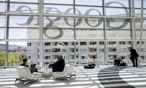 Google tente un retour en Chine   Internet in China   Scoop.it