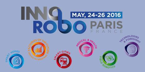 InnoRobo 2016 : ce qui vous attend au salon européen de la robotique | Une nouvelle civilisation de Robots | Scoop.it
